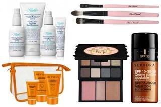 Beauty da viaggio: i consigli per evitare lo spreco di cosmetici