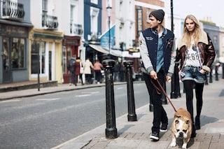 Cara Delevingne insegue Pepe per le strade di Londra (FOTO)