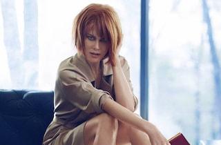 Nicole Kidman ritorna rossa e sexy per Jimmy Choo (FOTO)