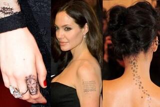 I tatuaggi più strani delle star (FOTO)