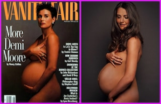 Kate Middleton come Demi, posa nuda con il pancione (FOTO)