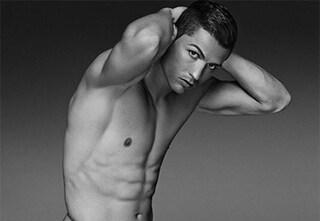Cristiano Ronaldo di nuovo in mutande (FOTO)