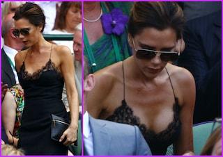 Victoria Beckham troppo sexy scandalizza Wimbledon (FOTO)