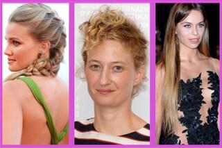 Capelli: i look delle celebrities al Festival del Cinema di Venezia