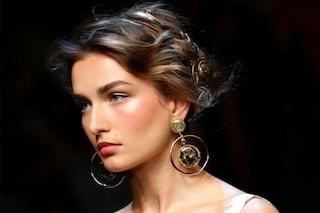Copia il make up della sfilata di Dolce&Gabbana