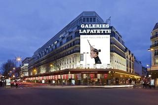 Diesel trasforma Lafayette in una galleria d'arte