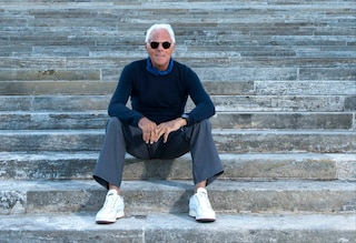 "Giorgio Armani vola a New York per l'evento ""One Night Only"""