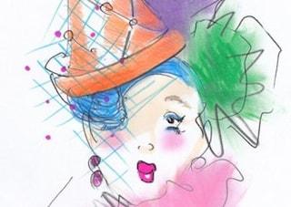 Hat-ology, Anna Piaggi e i suoi cappelli