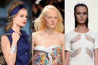 I make up più trendy delle passerelle parigine