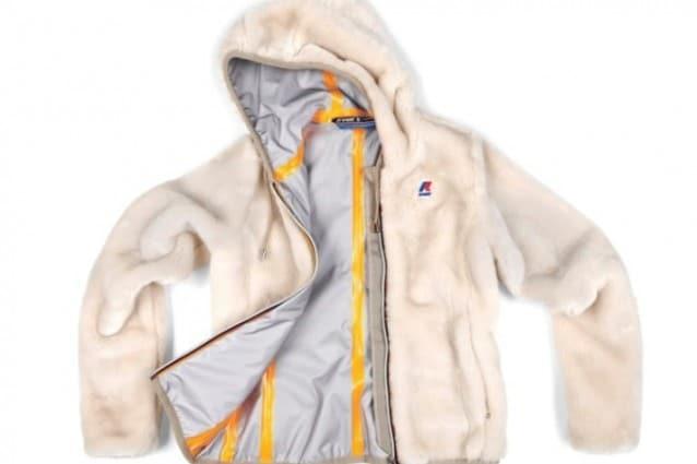 sale retailer 9b090 60100 Le pellicce ecologiche della collezione peluche di K-Way (FOTO)