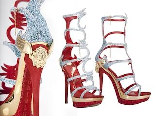 Venezia 70: ecco i sandali creati per il festival