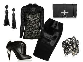 5 look da dark lady per Halloween (FOTO)