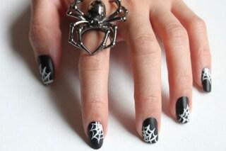Cinque idee per la nail art di Halloween