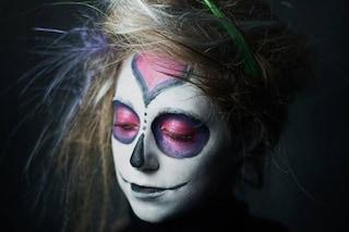 """Crea un trucco da """"Sugar Skull"""" per Halloween (TUTORIAL)"""