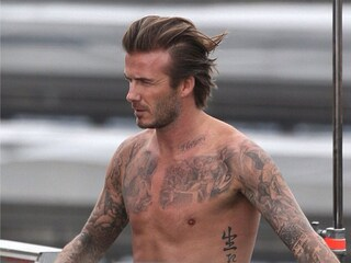 David Beckham corre in slip sui tetti di Londra (VIDEO)