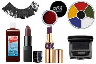 Halloween: i prodotti ideali per un make up da brivido