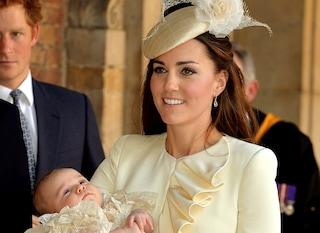 Il look di Kate Middleton per il battesimo di George (FOTO)