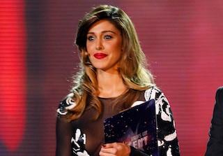 """Belén, nude look per la finale di """"Italia's Got Talent"""" (FOTO)"""
