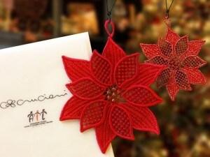 Prezzo Stella Di Natale Ail.Cruciani Lancia La Stella Di Natale In Macrame Per Sostenere L Ail