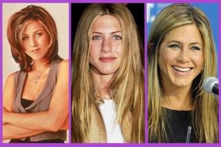 Jennifer Aniston cambia taglio: ecco tutti i look prima del corto (FOTO)