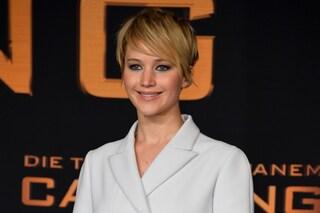 Jennifer Lawrence ci dà un taglio