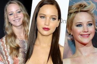 Le trasformazioni beauty di Jennifer Lawrence, ecco com'è cambiata negli anni (FOTO)