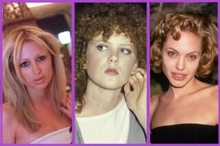 Star senza trucco e parrucco: com'erano prima di diventare famose? (FOTO)