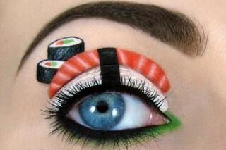 Make Up sushi: le favole sugli occhi di Tal Peleg (FOTO)