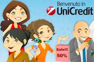 Unicredit lancia un nuovo sistema per amministrare il bilancio familiare