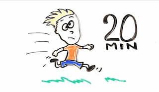 I modi più assurdi per perdere 200 calorie (VIDEO)