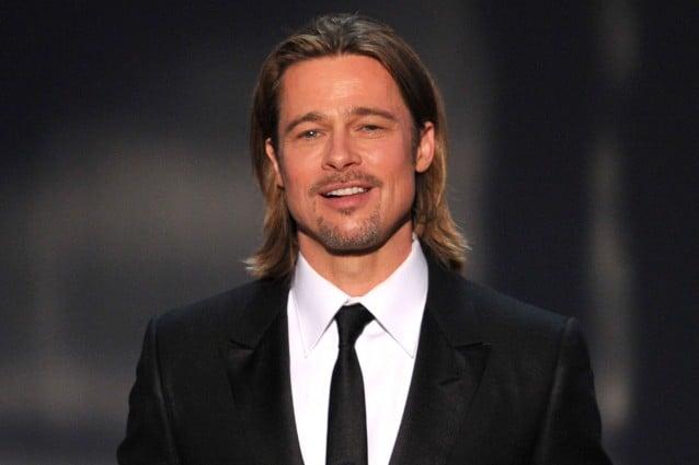 Brad Pitt risalente Gwyneth Paltrow