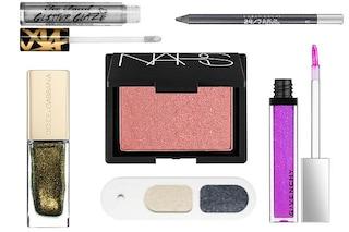 Make up per Capodanno: come realizzare un trucco scintillante
