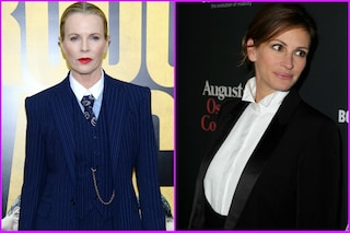 Kim Basinger e Julia Roberts, sexy anche con abiti maschili (VIDEO)