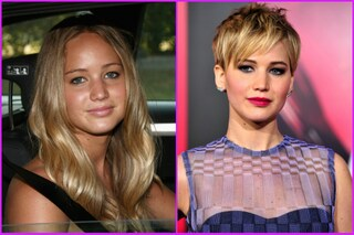 "Jennifer Lawrence: da teenager paffuta a ""ragazza di fuoco"" (FOTO)"