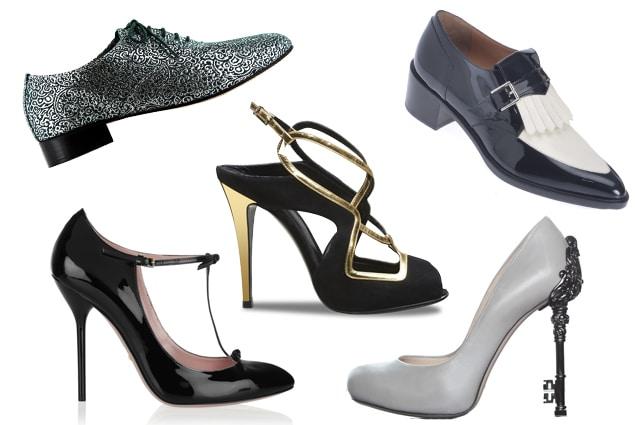 meet 9d496 d345c Le scarpe più eleganti per le feste (FOTO)