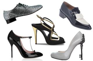 Le scarpe più eleganti per le feste (FOTO)