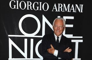 Armani continua a sostenere la nuova generazione di designer