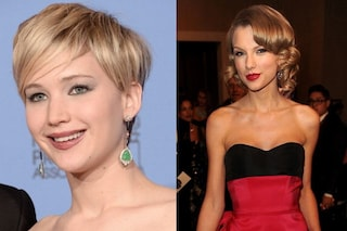 Golden Globes 2014, la pagella dei beauty look sul red carpet (FOTO)