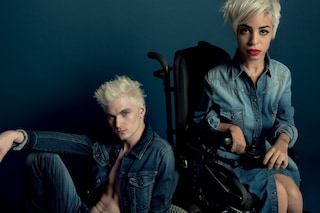 Jillian Mercado, la prima modella sulla sedia a rotelle (FOTO)