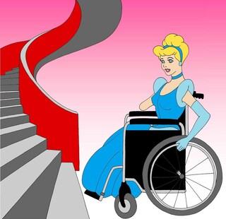 Principesse Disney disabili: la denuncia contro le discriminazioni (FOTO)