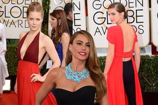 Golden Globes 2014: i look migliori e quelli da dimenticare (FOTO)