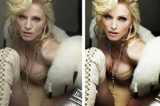 Come Photoshop trasforma le celebrities: prima e dopo (VIDEO)