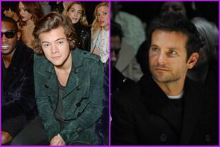 Harry Styles e Bradley Cooper: sex symbol alle sfilate di Londra (FOTO)