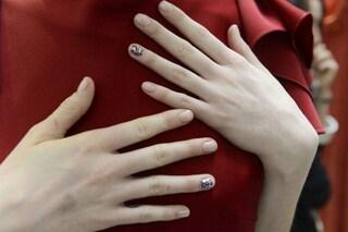 Nail art: il ritorno dell'accent nail (FOTO)