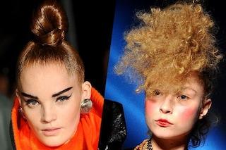 Dalle passerelle di Parigi ecco le tendenze trucco e capelli per il prossimo inverno