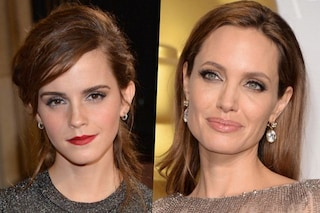 Oscar 2014, i beauty look: bellissima Angelina Jolie, ma cos'ha combinato Emma Watson? (FOTO)