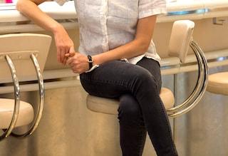 Stare troppo seduti fa aumentare le dimensioni del sedere