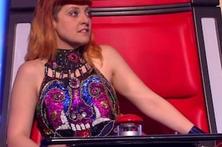 """The Voice of Italy"": Noemi, ma come ti vesti?"