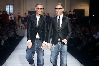 Dsquared2 protagonista della fashion week di Shanghai (FOTO)