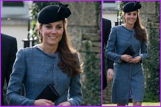 Kate Middleton: ecco cosa indossa una principessa ad un matrimonio